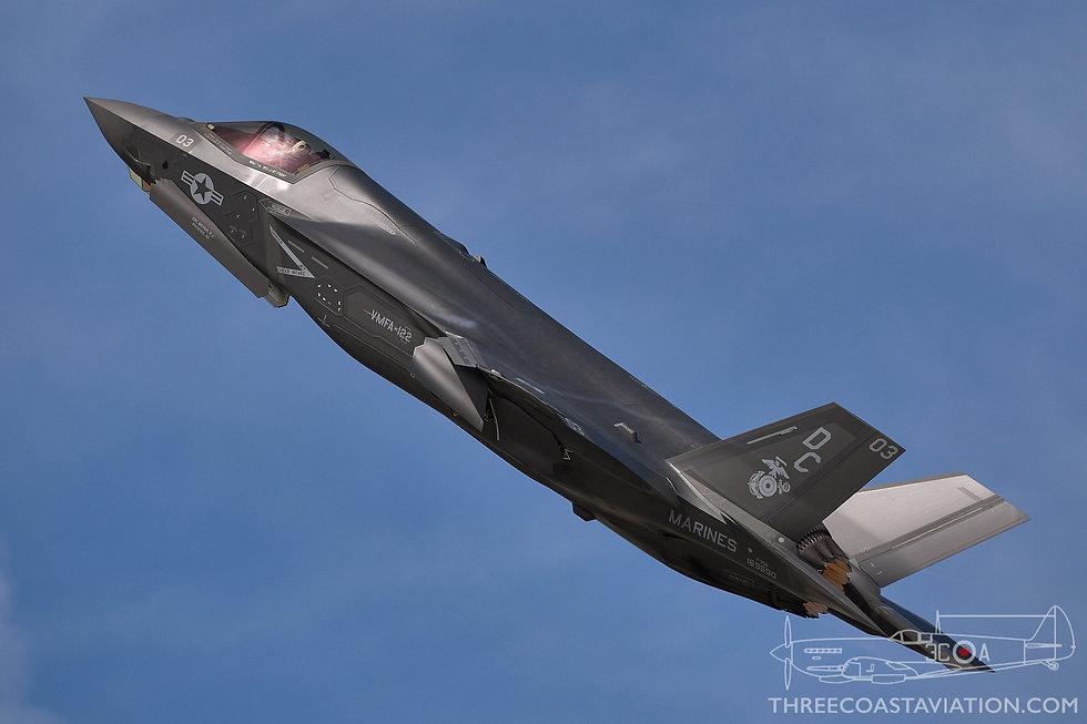 Yuma Airshow - 2019 - F-35B Lightning II