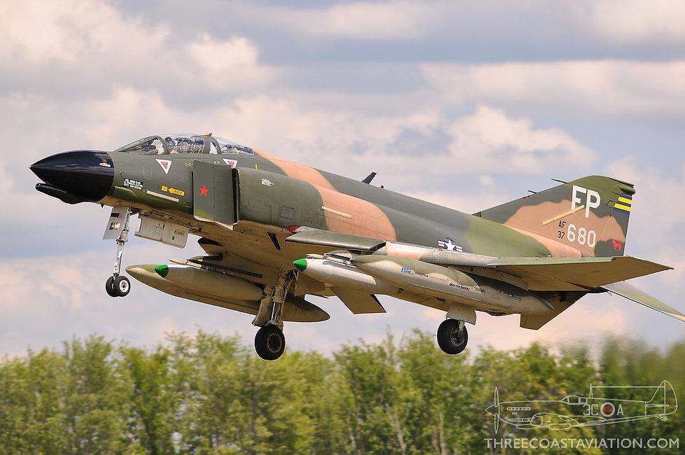 Thunder Over Michigan - 2009 - F-4D Phantom II