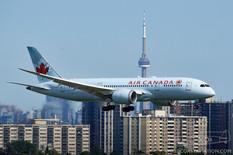 CYYZ - Sep 6, 2020  Boeing 787  Air Canada