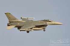 Red Flag 18-1  General Dynamics F-16C Fighting Falcon  134th Fighter Squadron - United States Air Force