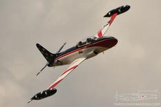 TICO Warbird Airshow - 2012  Lockheed T-33 Shooting Star