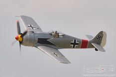 Thunder Over Michigan - 2015  Focke-Wulf Fw 190A-8  Military Aviation Museum