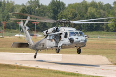Thunder Over Michigan - 2012  Sikorsky MH-60S Seahawk  HSC-28 - United States Navy