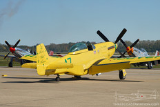 Gathering of Mustangs & Legends - 2007  North American P-51D Mustang 'Ole Yeller'