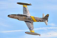 Aviation Nation - 2016  Lockheed T-33 Shooting Star 'Ace Maker II'