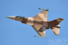 Red Flag 18-1  General Dynamics F-16C Fighting Falcon  64th Aggressor Squadron - United States Air Force