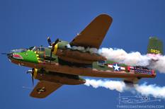 Geneseo Airshow - 2005  North American B-25J Mitchell 'Green Dragon'