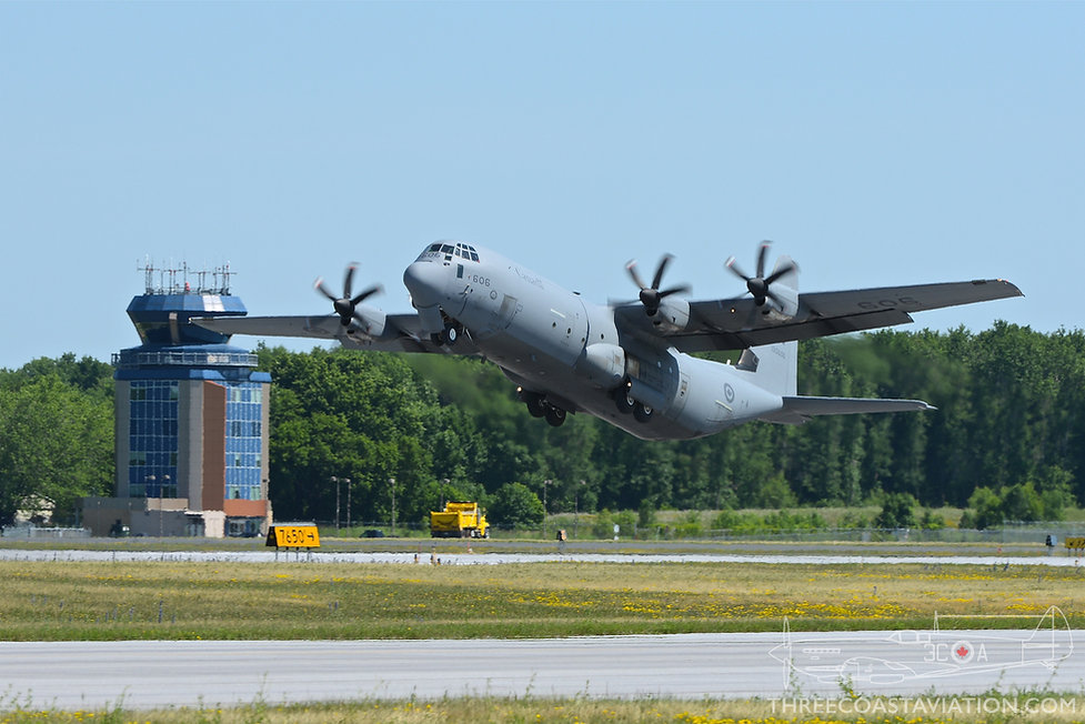 Quinte International Air Show - 2016 - CC-130J Super Hercules