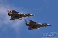 Red Flag 20-2  Eurofighter Typhoon  Ala 14 - Spanish Air Force