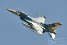 Red Flag 16-4  General Dynamics F-16C Fighting Falcon  64th Aggressor Squadron - United States Air Force