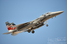 Red Flag 17-4  Boeing F-15SG Strike Eagle  428th Fighter Squadron 'Buccaneers' - Republic of Singapore Air Force