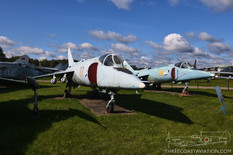 Central Air Force Museum  Yakovlev Yak-38 Forger