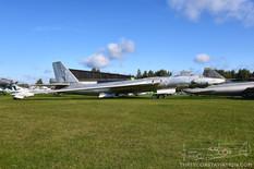 Central Air Force Museum  Myasishchev M-4 Bison