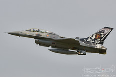 Tactical Weapons Meet - 2017  General Dynamics F-16B Fighting Falcon  Belgian Air Force