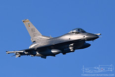 Star Wars Canyon - Jan 23, 2019  General Dynamics F-16 Fighting Falcon  57th Wing - United States Air Force