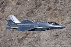 Star Wars Canyon - Dec 13, 2019  Lockheed Martin F-35A Lightning II  422nd Test and Evaluation Squadron - United States Air Force