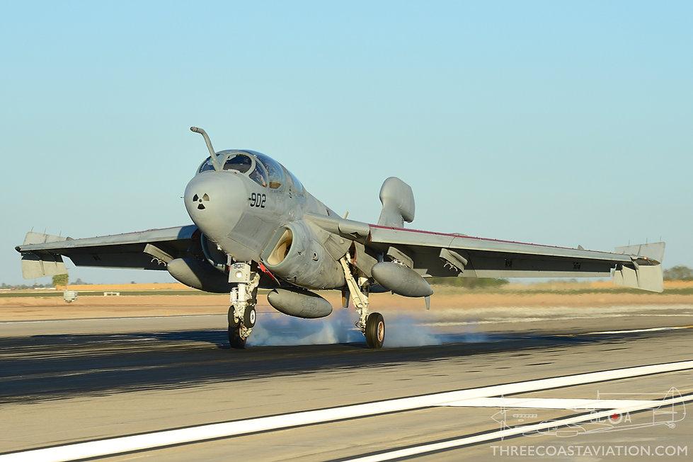 NAF El Centro Photocall - 2012 - EA-6B Prowler