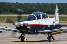 Phantom Conference - 2010  Beechcraft T-6A Texan II  VT-10 Wildcats - United States Navy