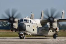Airshow London - 2017  Grumman C-2A Greyhound  VAW-120 - United States Navy