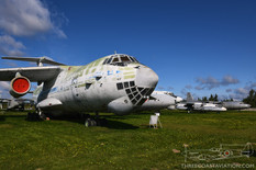 Central Air Force Museum  Ilyushin Il-76M Candid