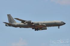Red Flag 16-4  Boeing 707 Re'em  120 Squadron 'Desert Giants' - Israeli Air Force