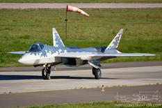 MAKS - 2019  Sukhoi Su-57 Felon