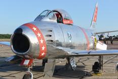 Thunder Over Michigan - 2017  North American F-86 Sabre