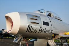 EAA AirVenture Oshkosh - 2021  North American F-86A Sabre