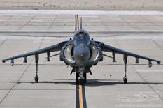 Yuma Airshow - 2019  McDonnell Douglas AV-8B Harrier II  VMA-214 Blacksheep - United States Marine Corps