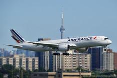 CYYZ - Sep 6, 2020  Airbus A350  Air France