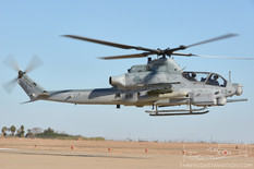 NAF El Centro - Nov 17, 2015  Bell AH-1Z Viper  HMLA-267 Stingers - United States Marine Corps