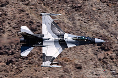 Star Wars Canyon - Sep 12, 2018  General Dynamics F-16C Fighting Falcon  64th Aggressor Squadron - United States Air Force
