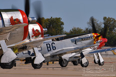 Gathering of Mustangs & Legends - 2007  North American P-51D Mustang 'Gentleman Jim'