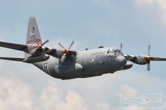 Thunder Over Michigan - 2008  Lockheed C-130H Hercules  United States Air Force