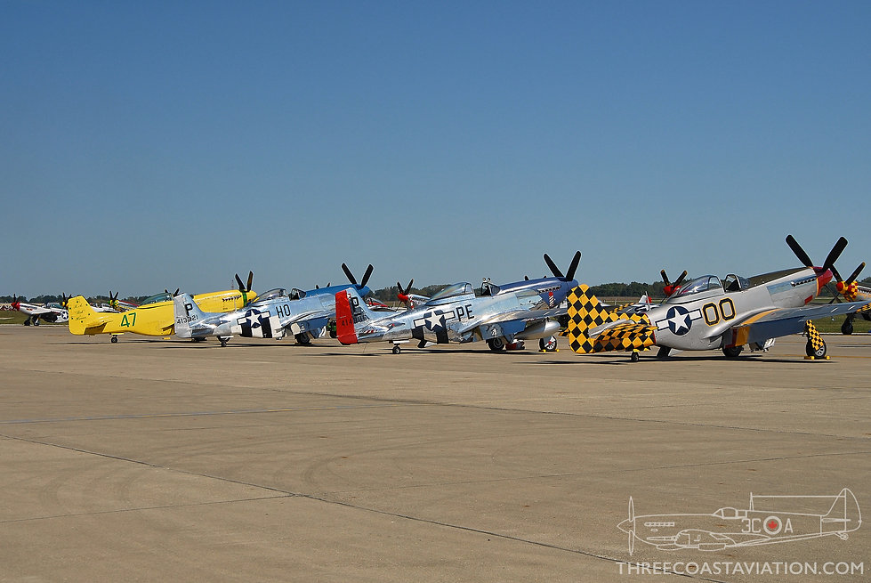 The Gathering of Mustangs & Legends - 2007