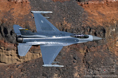 Star Wars Canyon - Dec 4, 2018  General Dynamics F-16 Fighting Falcon  United States Air Force