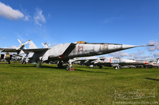 Central Air Force Museum  Mikoyan-Gurevich MiG-25RB Foxbat-B