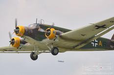 Thunder Over Michigan - 2015  Junkers Ju-52  Military Aviation Museum
