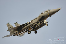 Red Flag 18-1  McDonnell Douglas F-15E Strike Eagle  335th Fighter Squadron 'Chiefs' - United States Air Force