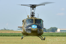Thunder Over Michigan - 2014  Bell UH-1 Huey