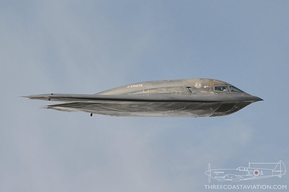 2012 TICO Warbird Airshow - B-2 Spirit