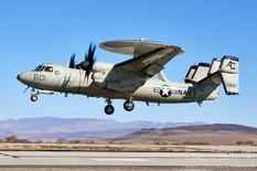 NAS Fallon - Oct 30, 2019  Northrop Grumman E-2C Haweye  VAW-123 - United States Navy