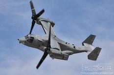 Yuma Airshow - 2019  Bell Boeing MV-22B Osprey  VMX-1 - United States Marine Corps