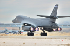 Red Flag 13-2   Rockwell B-1B Lancer  28th Bomb Squadron - United States Air Force