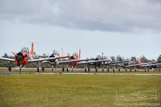TICO Warbird Airshow - 2012  North American T-28 Trojan