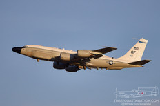 Nellis AFB - Jun 1, 2021  Boeing RC-135W Rivet Joint  38th Reconnaissance Squadron - United States Air Force