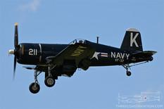 Thunder Over Michigan - 2019  Chance-Vought F4U-4B Corsair  Erickson Aircraft Collection