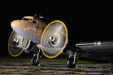 Thunder Over Michigan - 2018  Douglas C-47 Skytrain 'Hairless Joe'  Yankee Air Museum