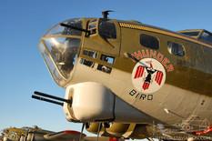 Thunder Over Michigan - 2008  Boeing B-17G Flying Fortress 'Thunderbird'  Lone Star Flight Museum