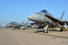 Airshow London - 2017  McDonnell Douglas CF-188 Hornet  425 Tactical Fighter Squadron  433 Tactical Fighter Squadron  Royal Canadian Air Force